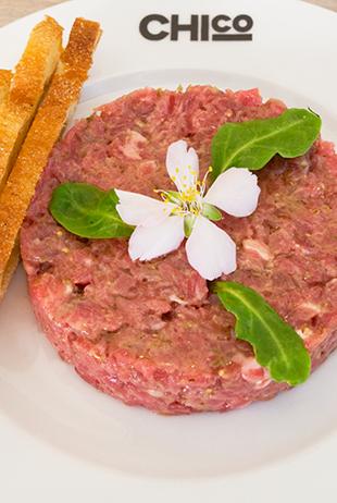 Steak Tartar de Buey
