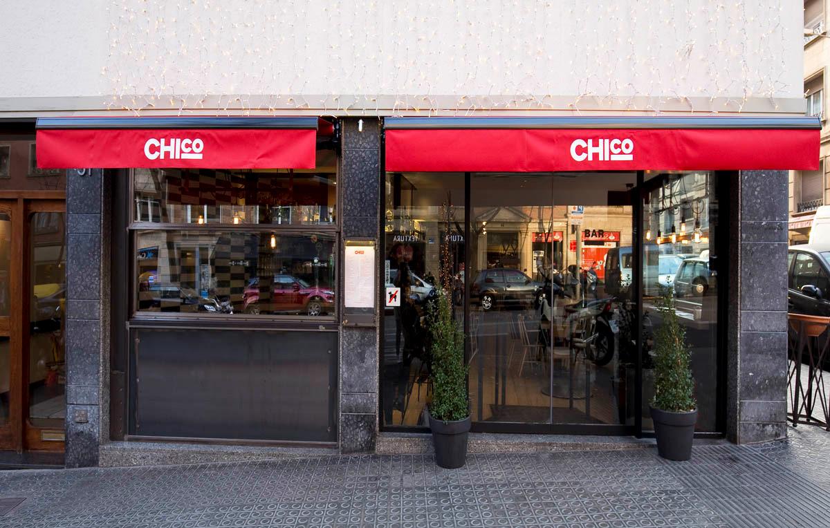 Chico Bar, tu restaurante de Sarria – Sant Gervasi