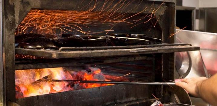El horno Brasa Josper, nuestro secreto mejor guardado.