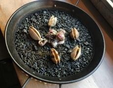 Nuestro delicioso arroz negro